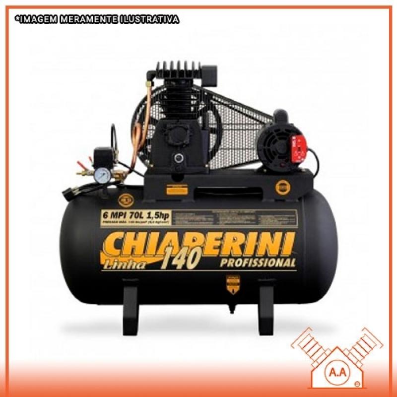 Compressor a Pistão Itu - Compressor de Ar 2 Pistão