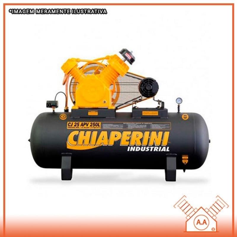 Compressor Alternativo de Pistão Simples Mauá - Compressor de Duplo Pistão