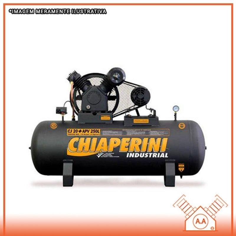 Compressor de Ar Industrial Guarujá - Compressor de Ar Industrial