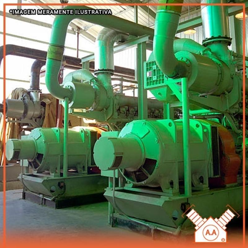 Compressor para Centrífugo Industrial Itanhaém - Compressor Industrial de Grande Porte