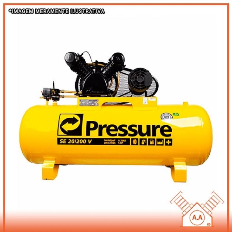 Compressores a Pistão Itupeva - Compressor de Ar 4 Pistão