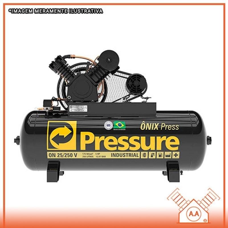 Compressores de Pistão de 2 Ou Mais Estágios Guarulhos - Compressor de Ar 4 Pistão