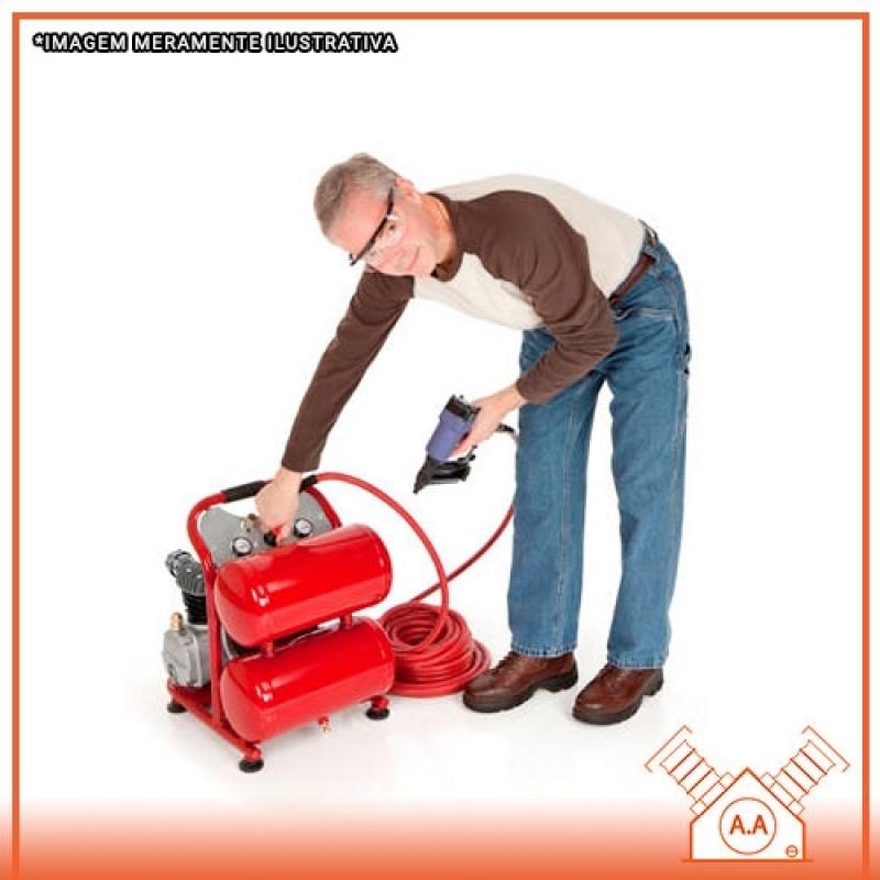 Conserto Compressor de Ar Guarulhos - Conserto de Compressor Parafuso