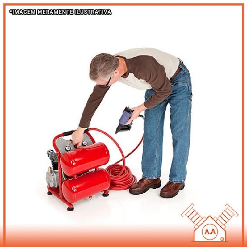 Conserto de Compressor a Ar Piracicaba - Conserto de Compressor Parafuso