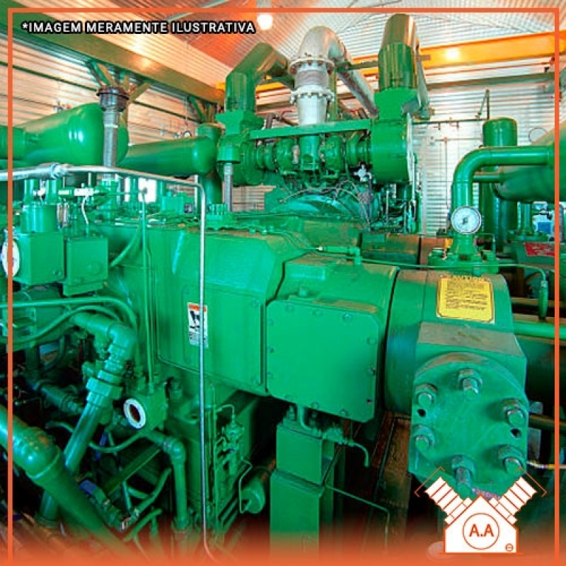 Conserto de Compressor de Ar Industrial Ribeirão Pires - Conserto de Compressor Parafuso