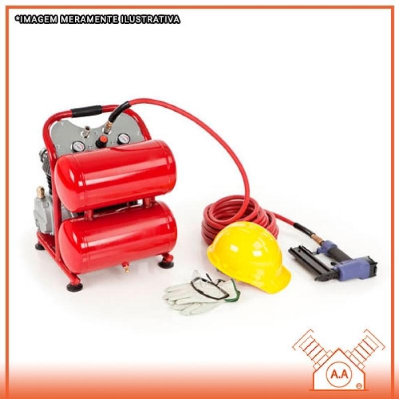 Conserto de Compressor de Ar Ubatuba - Conserto de Compressor de Ar Industrial
