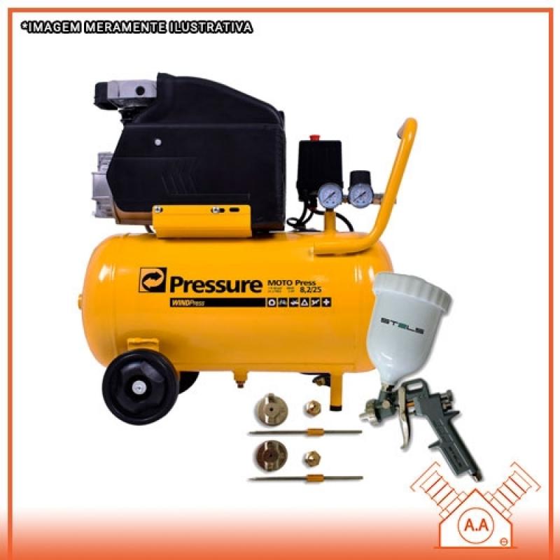 Conserto de Compressor de Pintura Bertioga - Conserto de Compressor Odontológico