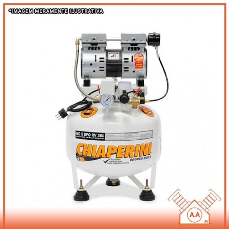 Conserto de Compressor Odontológico Ilhabela - Conserto de Compressor de Pintura