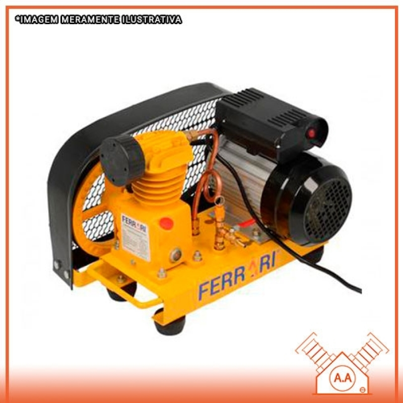 Conserto de Compressor para Poço Valor Campinas - Conserto de Compressor Ar Direto