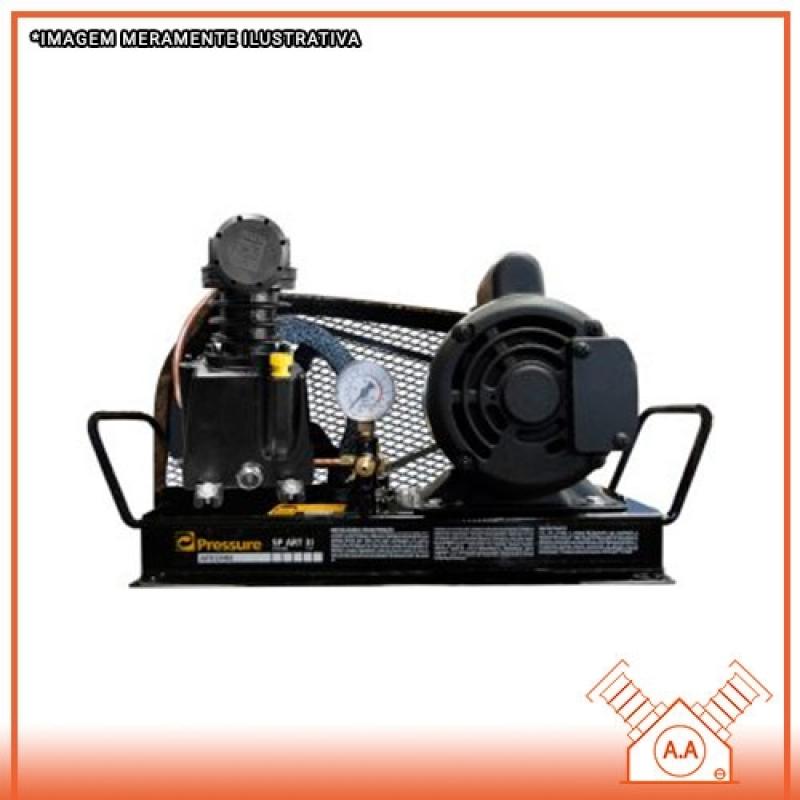Conserto de Compressor para Poço São Vicente - Conserto de Compressor para Comboio
