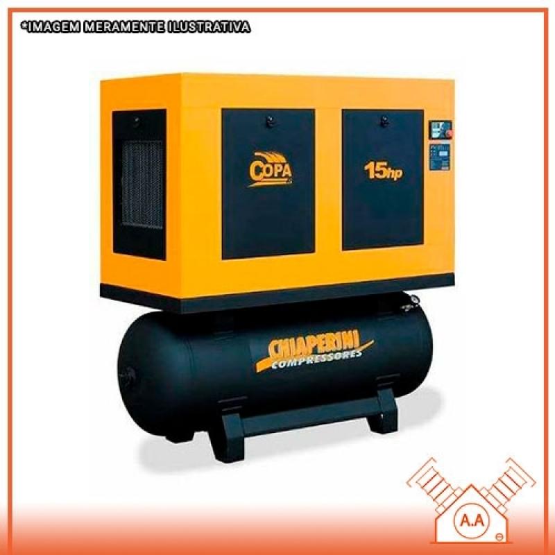 Conserto de Compressor Parafuso Itu - Conserto de Compressor Ar Direto