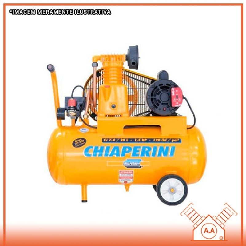 Empresa de Manutenção em Compressor de Ar Comprimido Ilhabela - Manutenção de Compressor Industrial