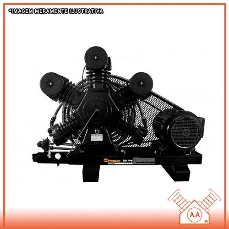 Fazer Conserto de Compressor para Poço Cananéia - Conserto Compressor de Ar