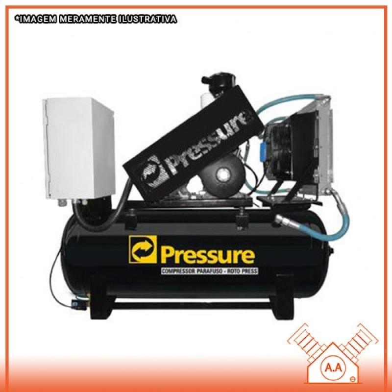 Fazer Conserto de Compressor Parafuso Mogi das Cruzes - Conserto de Compressor de Ar Industrial
