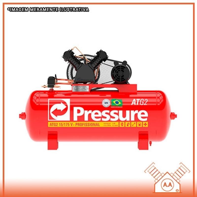 Manutenção Compressor Pistão Bertioga - Manutenção de Compressor Industrial