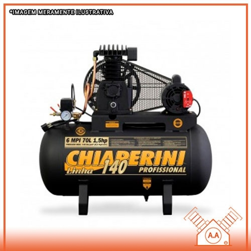 Manutenção em Compressor de Ar Comprimido Cananéia - Manutenção Compressor Ar Direto