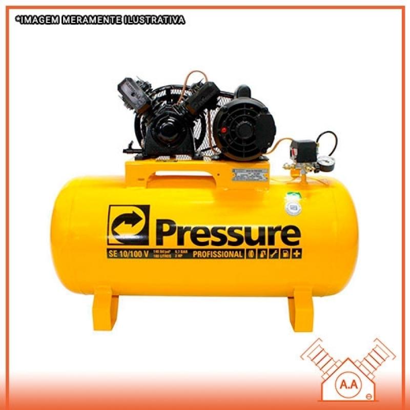 Compressor de Ar Tipo Pistão