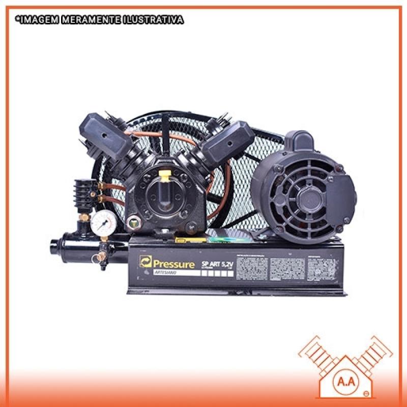 Onde Conserto de Compressor para Poço Itanhaém - Conserto Compressor de Ar