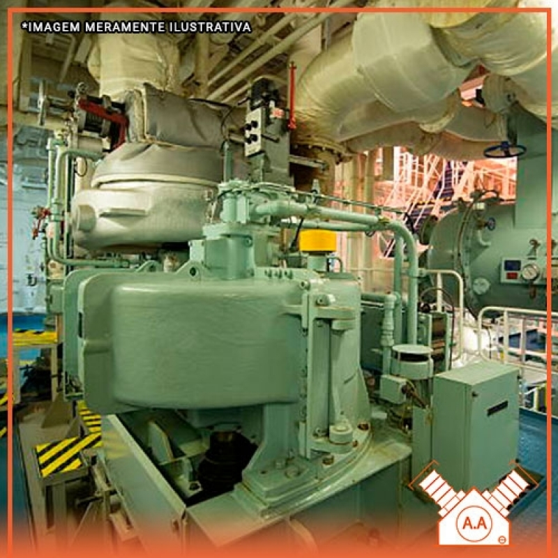Onde Encontrar Compressor Industrial de Grande Porte Santo André - Compressor para Centrífugo Industrial