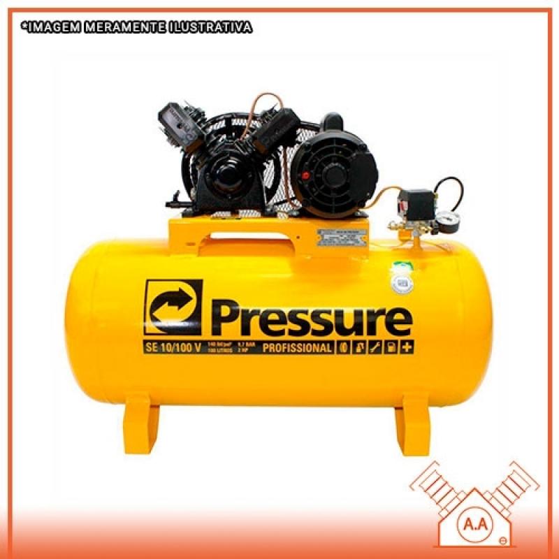 Preço de Compressor de Ar Pistão Suzano - Compressor de Pistão Simples Efeito