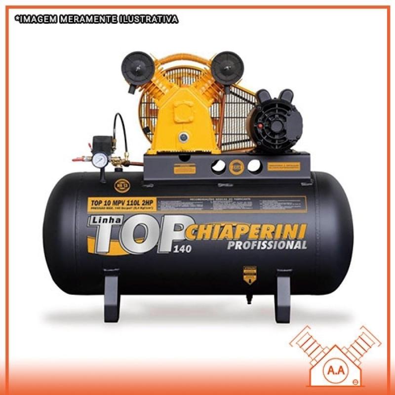 Preço de Compressor de Ar Tipo Pistão Itanhaém - Compressor a Pistão