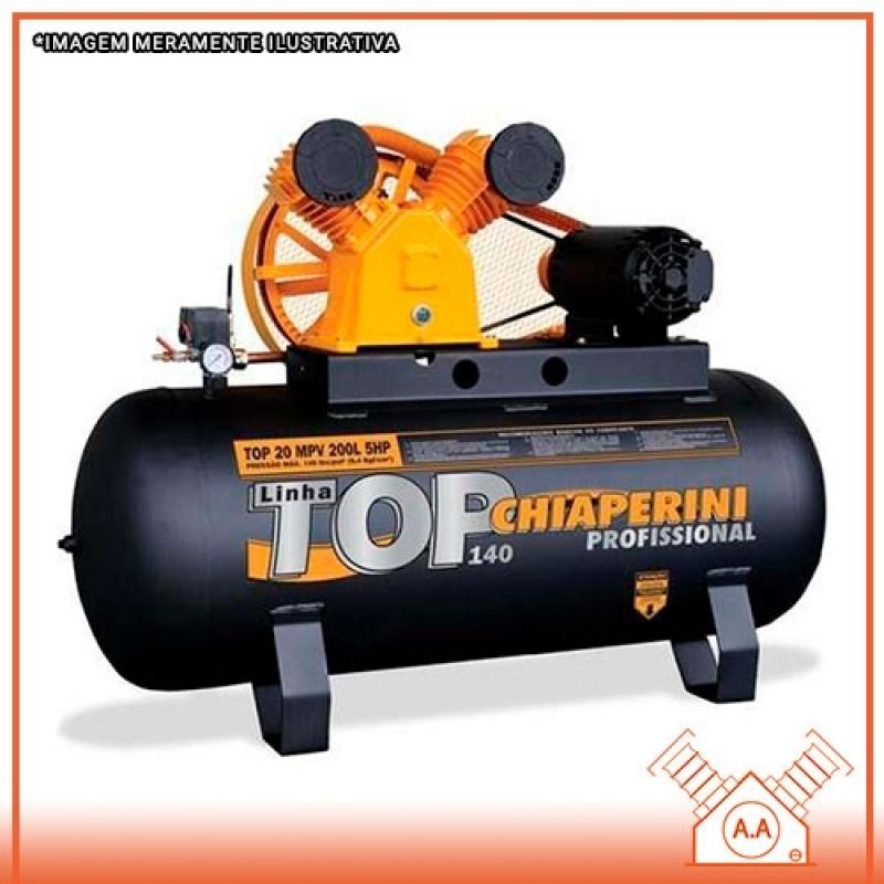 Preço de Compressor de Pistão de 2 Ou Mais Estágios Mongaguá - Compressor de Pistão de 2 Ou Mais Estágios