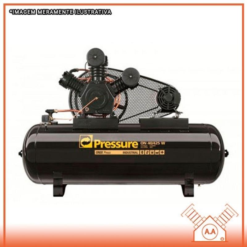 Restauração de Compressor de Ar Industrial Iguape - Compressor de Ar Comprimido Industrial