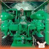 compressor industrial gigante Diadema