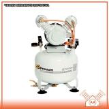 compressor odontológico 40 litros Caraguatatuba