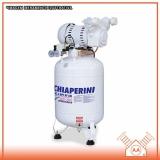 compressor odontológico 60 litros