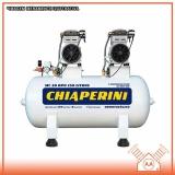 confeccionar compressor odontológico para 2 consultórios Iguape