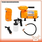 manutenção compressor ar direto
