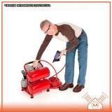 manutenção compressor de ar