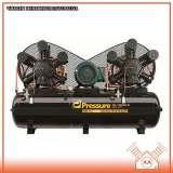 manutenção de compressor industrial