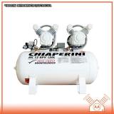 projeto para compressor odontológico 120 litros Bertioga