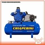 restauração de compressor de ar comprimido industrial Piracicaba
